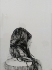 #6 / 70 x 50, drypoint etch - SOLD -