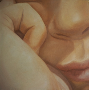 #2 / 60 x 60, oil on canvas - SOLD -
